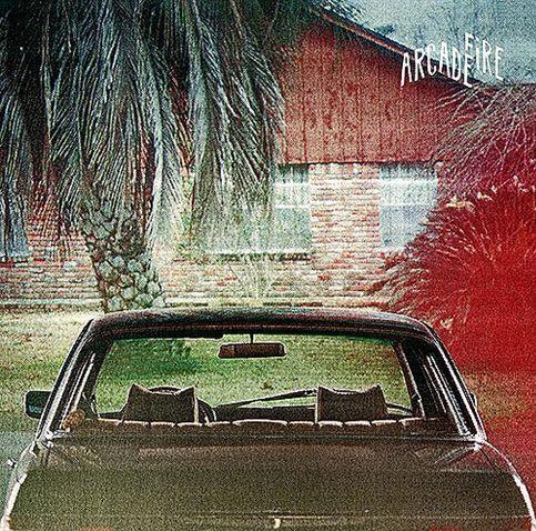 Arcade Fire hace públicos dos temas de su nuevo disco