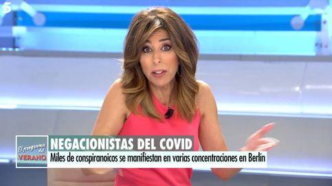 El desagradable incidente de Ana Terradillos con un joven incívico: Él, muy chulo, me dijo cosas muy feas