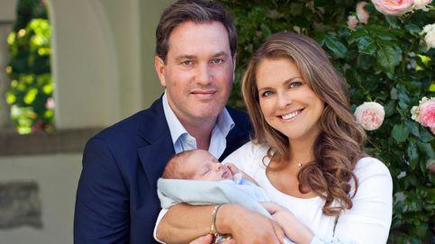 Magdalena y sus hijos dejan Suecia para irse a vivir a Londres con Chris O'Neill
