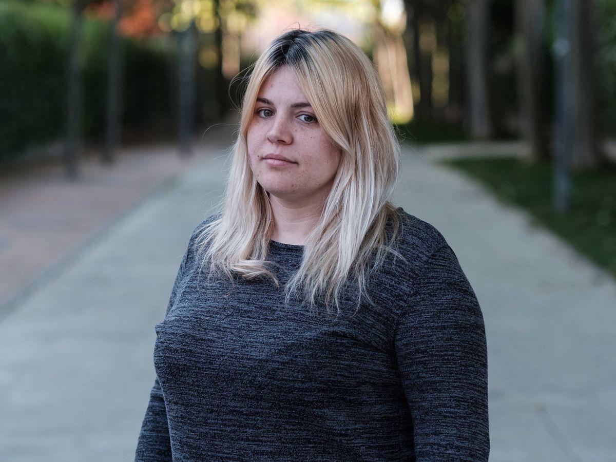 Foto: Verónica Saldaña ha denunciado a su expareja por malos tratos.