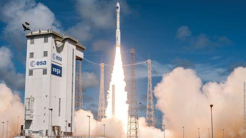 Lanzamiento del satélite 'Gokturk'