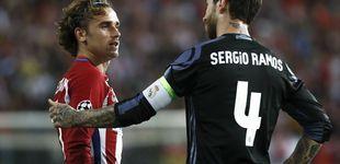 Post de Atlético de Madrid-Real Madrid, sábado 18 de noviembre a las 20:45 horas