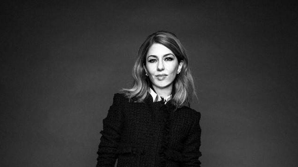 Foto: Sofía Coppola. (Cortesía Chanel)