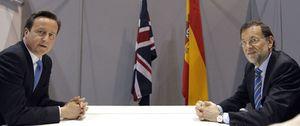 """Rajoy planta cara a Cameron y Merkel para evitar un presupuesto europeo """"inaceptable"""""""