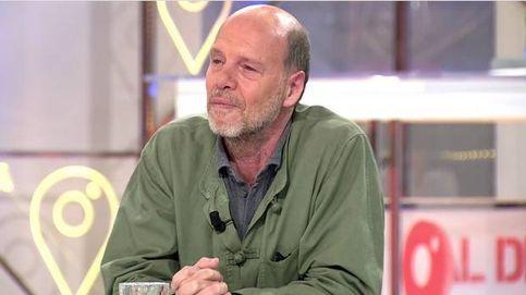 Jaime González se rompe entre lágrimas por la muerte de Rubalcaba