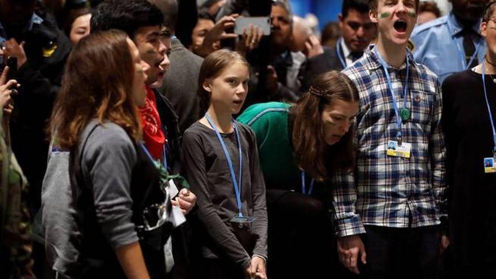 Fridays for Future convoca una protesta tras una cumbre que ha fallado