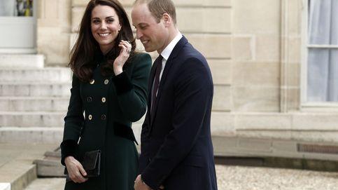 La agenda oficial, el talón de Aquiles del príncipe Guillermo (y de Kate, su popular esposa)