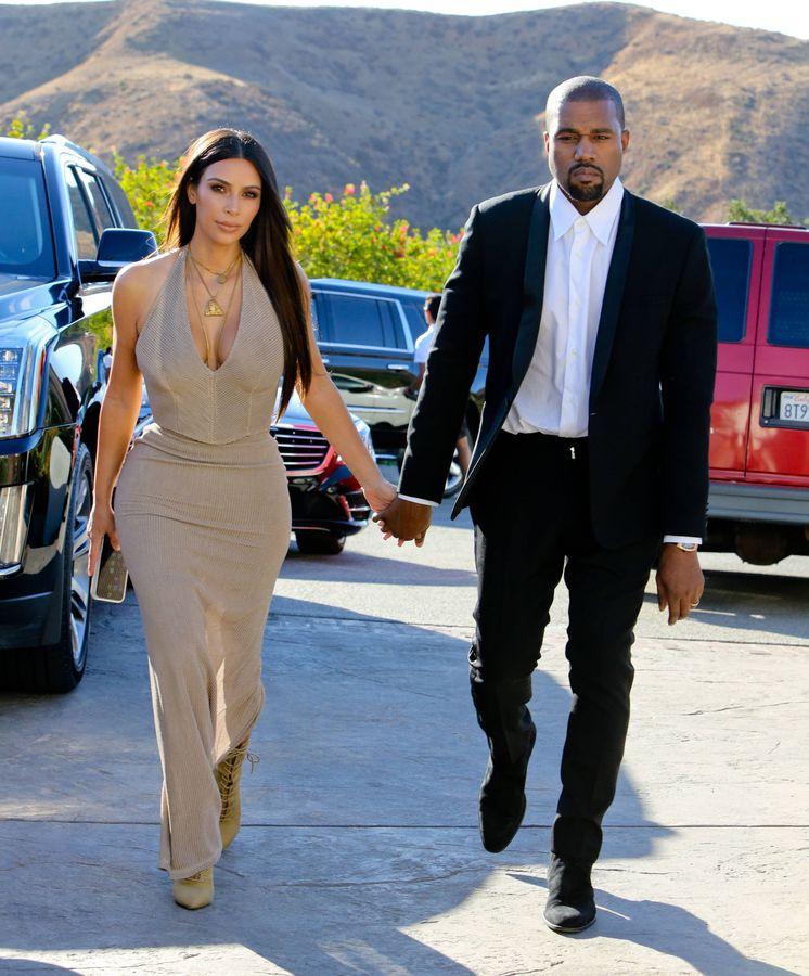 Foto: Kim Kardashian y Kanye West en una imagen de archivo. (Gtres)