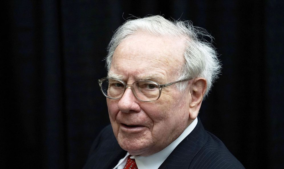 Foto: Warren Buffett. (Rick Wilking/Reuters)