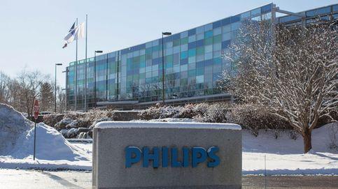 Philips se desploma en bolsa tras un 'profit warning' por los aranceles de Trump