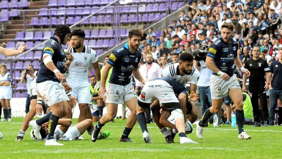 Por qué se ha alcanzado el mejor nivel del rugby de la historia dentro de España