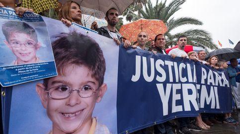 'El Rubio' saldrá de la cárcel casi en las mismas fechas que desapareció Yéremi