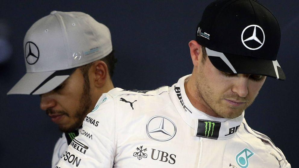 ¿Hamilton o Rosberg? Porque en la Fórmula 1, hasta el rabo todo es toro
