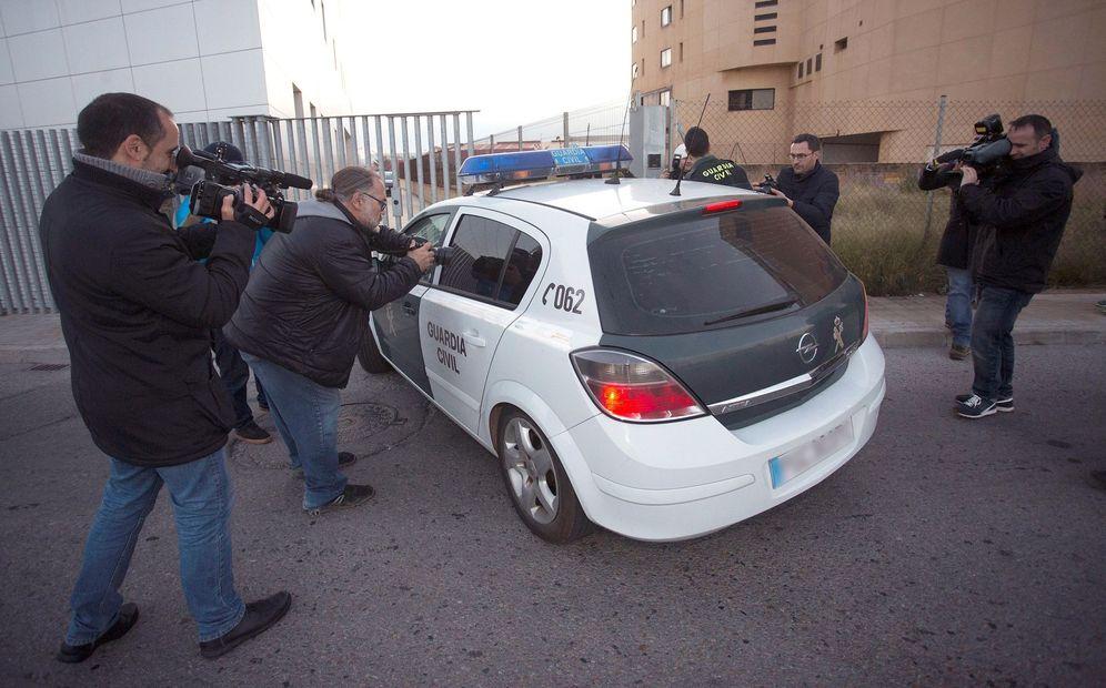 Foto: Vehículo de la Guardia Civil en una imagen de archivo. (EFE)