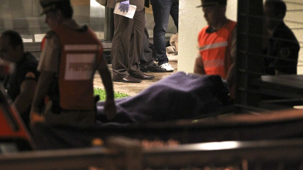 Nisman estaba arrodillado cuando recibió el disparo que le mató