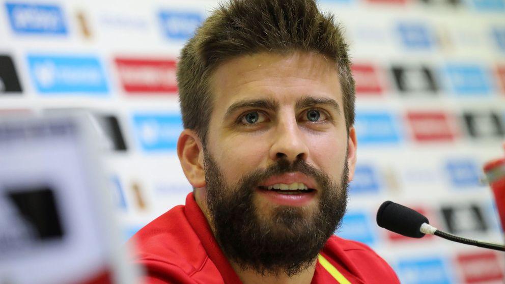 Piqué: Un independentista puede jugar con España, pero ese no es mi caso