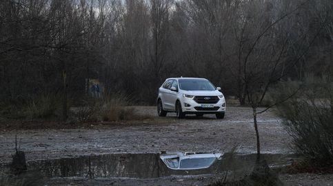 Ford Edge, un todocamino 'made in USA' adaptado a los gustos europeos