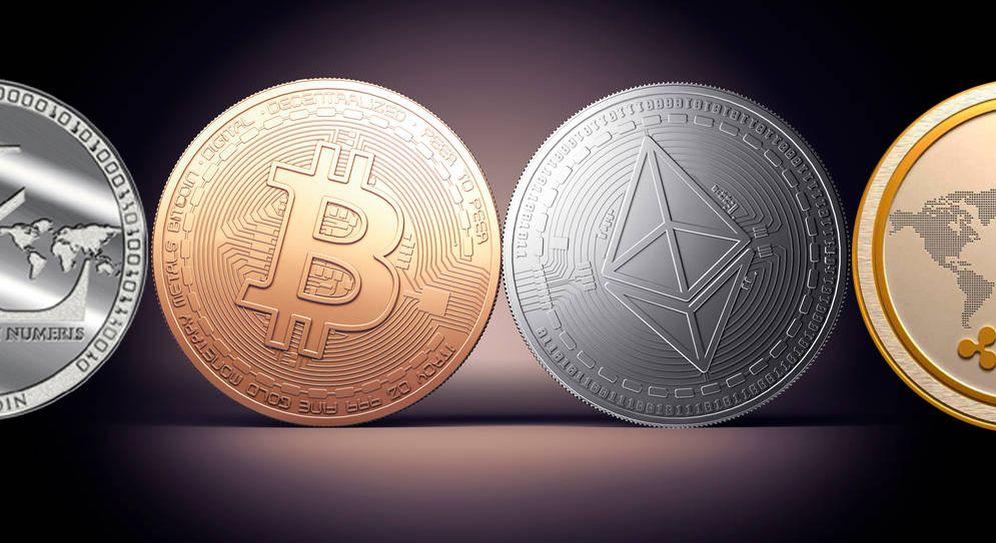 El Bitcoin y otras criptomonedas se desploman