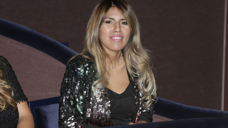 Foto: Chabelita Pantoja durante el concierto de su madre en Aranjuez (Gtres)