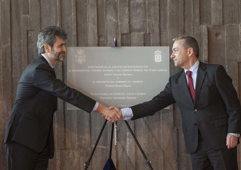Foto: El nuevo presidente del CGPJ no ha comenzado con buen pie su andadura. (Efe)