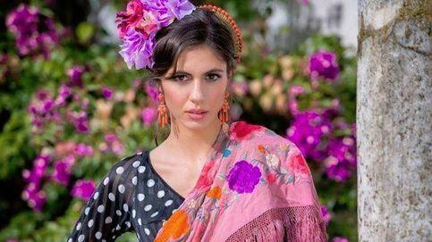 La otra 'hija' de Bertín Osborne, musa flamenca de Lourdes Montes