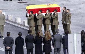 Botella apuesta por dar el nombre de Adolfo Suárez al aeropuerto de Barajas