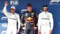 Resultado F1: grandiosa pole de Verstappen y McLaren se exhibe con Carlos Sainz 8º