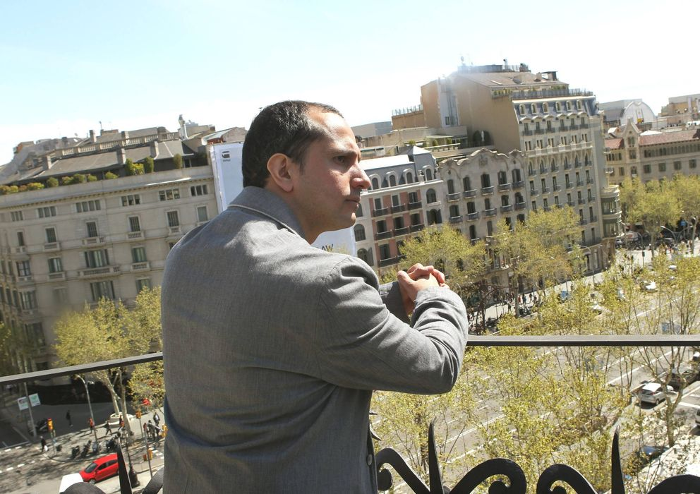 Foto: Jorge Carrión. Decálogo sobre la novela política
