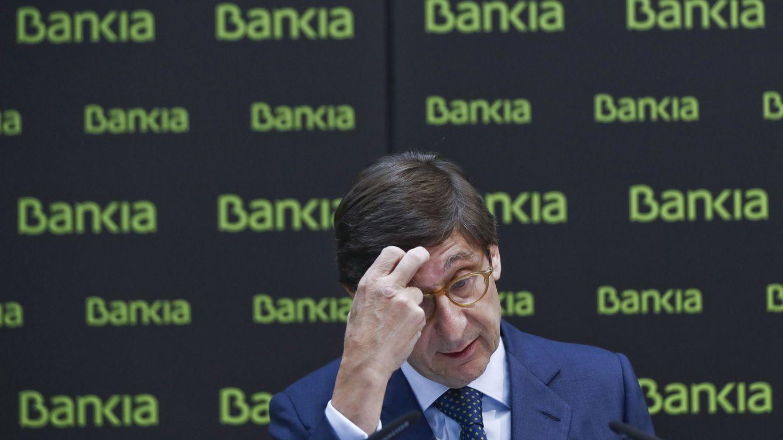 Bankia no levanta cabeza: cotiza al filo de los 3 euros y el Estado no para de perder dinero
