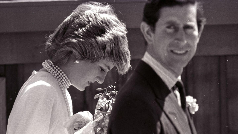 El príncipe Carlos y Diana, en una imagen de archivo. (Reuters)