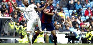 Post de Eibar – Real Madrid de Liga: horario y dónde ver el partido en TV y 'online'