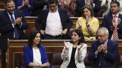 El PSOE tropieza en el 'juicio' a Rajoy por el momento, el formato y el estilo de Robles