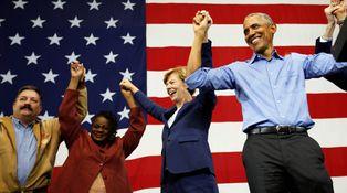 ¿Ola demócrata en las elecciones de Estados Unidos? De momento, marejadilla