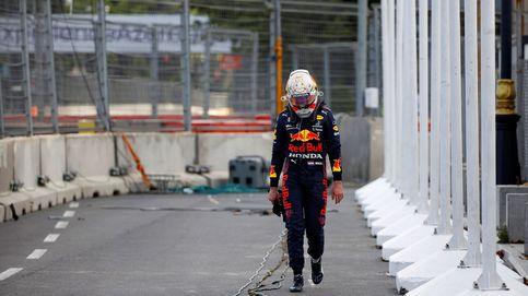 Alonso (6º), invitado sorpresa en la locura de Bakú: Verstappen y Hamilton, sin puntos