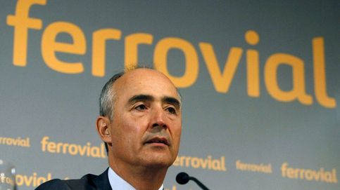 Ferrovial aprueba un bonus en acciones para la alta dirección de 4 M a tres años