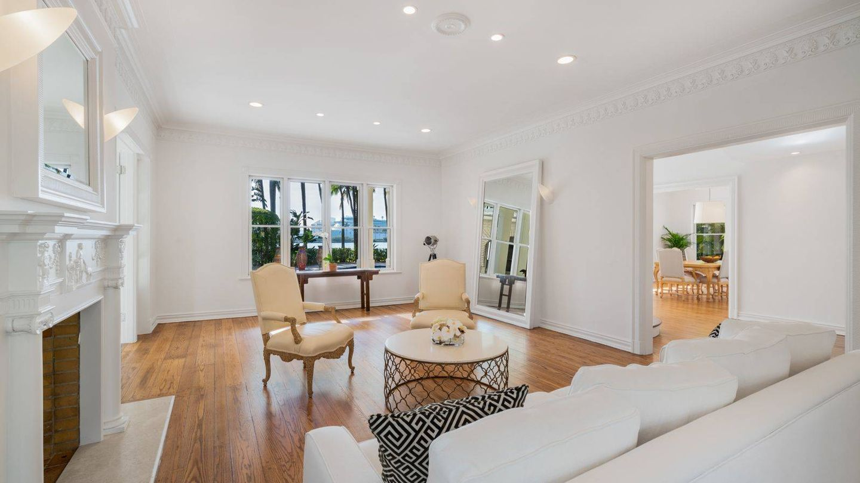 Interior del hogar a la venta de Gloria Estefan. (RelatedISG)