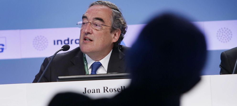 Foto: El presidente de la patronal CEOE, Juan Rosell (EFE)