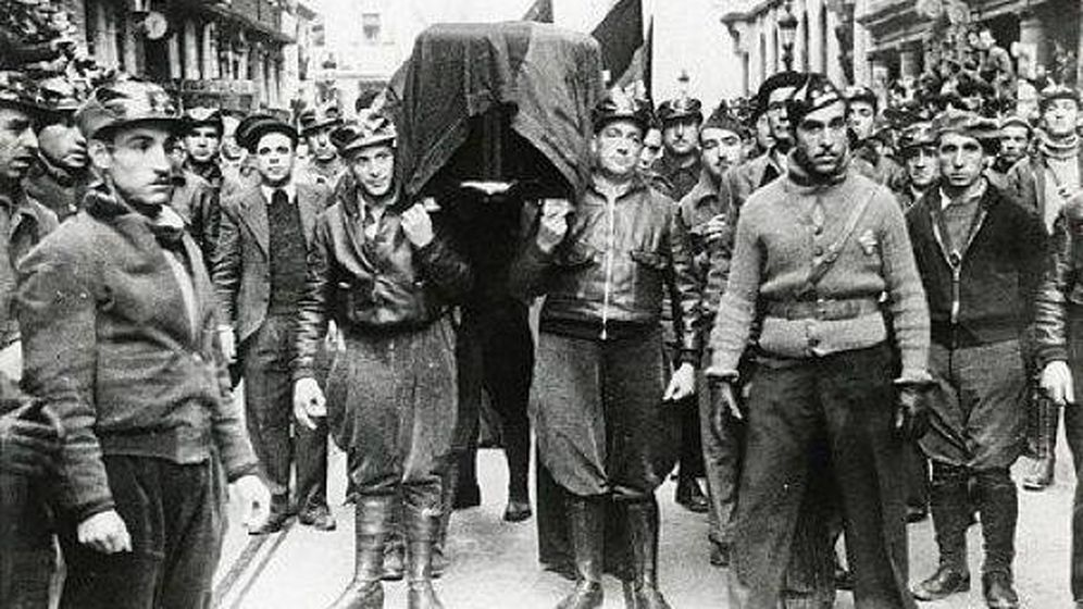 Foto: Funeral de Buenaventura Durruti (Wikimedia Commons)