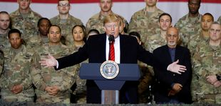Post de Un muerto y 60 heridos en un ataque a la base militar de EEUU en Afganistán
