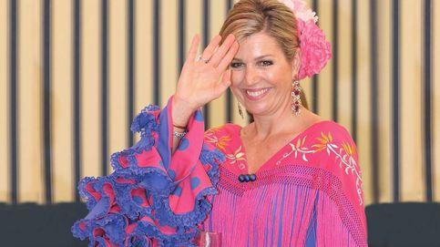 Fabiola, la diseñadora flamenca de Máxima, recuerda su visita a Sevilla: Es maravillosa