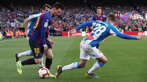 FC Barcelona - Espanyol en directo: resumen, goles y resultado