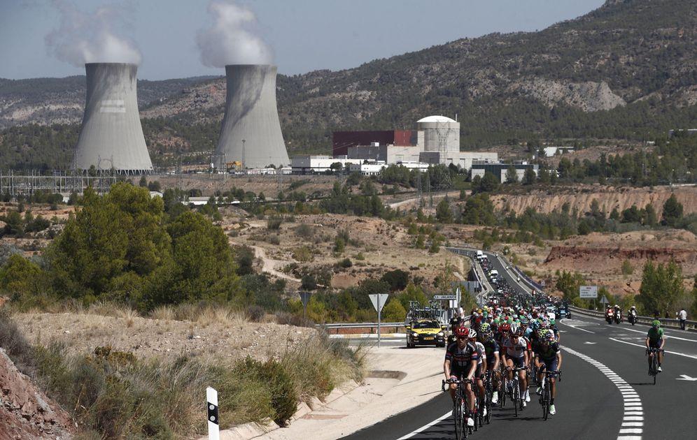 Foto: Central nuclear de Cofrentes, en Valencia. (EFE)