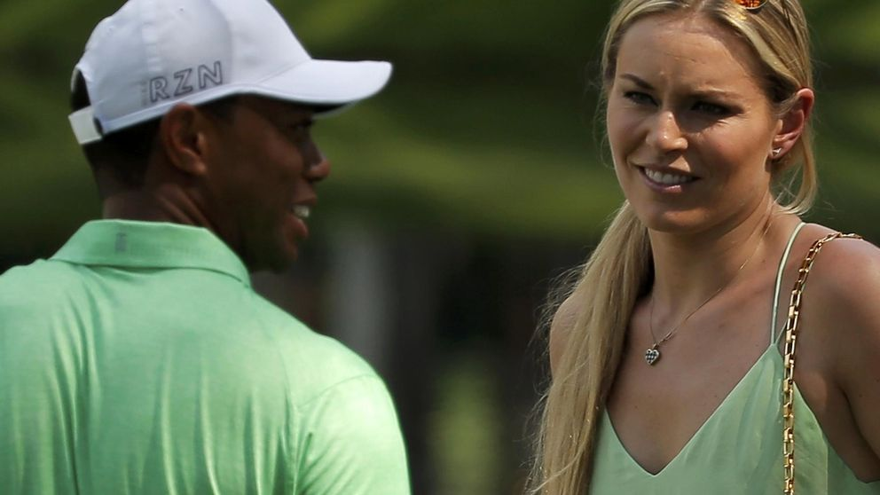 40.000 $ en prostitutas, el motivo de la ruptura de Tiger Woods y Lindsey Vonn