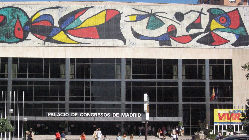 La lenta agonía del Palacio de Congresos: 1.504 días cerrado en pleno centro de Madrid