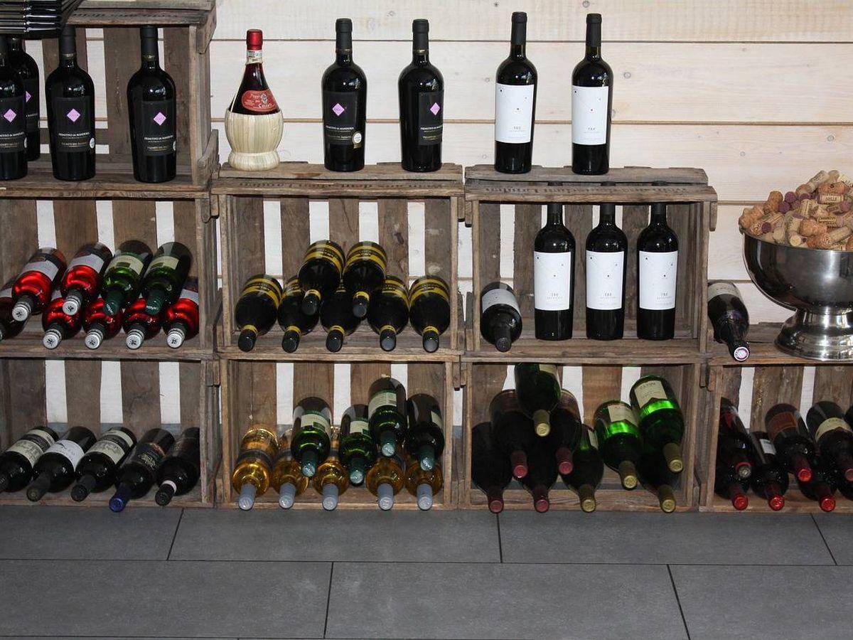 Foto: Hay un botellero para cada necesidad, da tal forma que el vino siempre esté a mano (Foto: Pixabay)