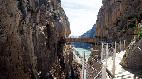 Del Caminito del Rey a las pasarelas del río Mao: siete rutas de infarto