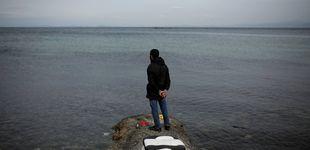 Post de Refugiados de los refugiados mientras intentan llegar a España