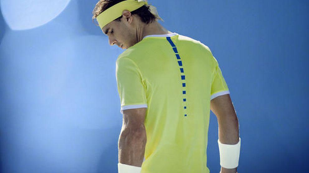 Así vestirá Rafa Nadal en el Open de Australia