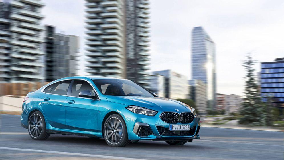 Foto: Serie 2 Gran Coupé, la berlina compacta de BMW