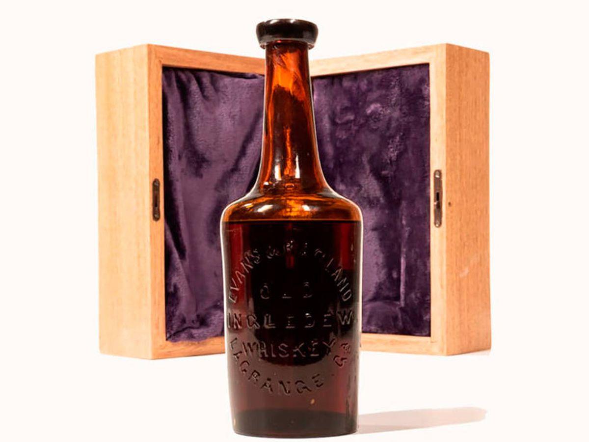 Foto: Se cree que este 'whisky' podría datar de finales del siglo XVIII. (Skinner)